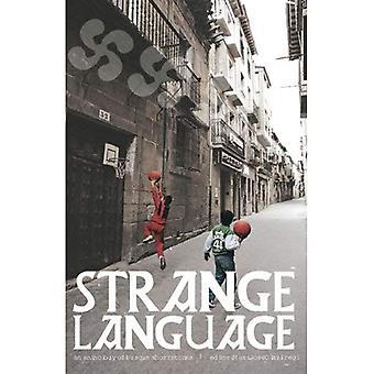 Strange Language: an anthology of Basque short stories