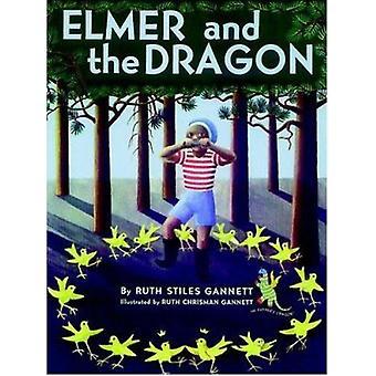 Elmer and the Dragon by Ruth Stiles Gannett - Ruth Chrisman Gannett -