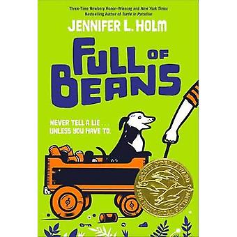 Full Of Beans by Jennifer L. Holm - 9780553510386 Book