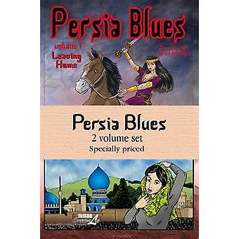 Persia Blues Set by Dara Naraghi - 9781681121079 Book