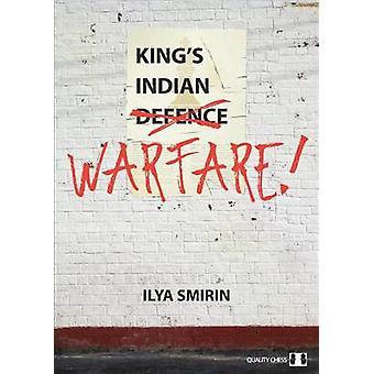 King's Indian Warfare by Ilya Smirin - 9781784830250 Book