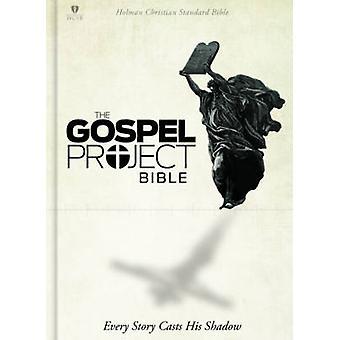 Gospel Project Bible-HCSB by Holman Bible Staff - 9781433613883 Book
