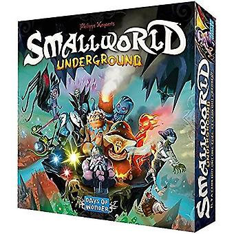Small World Underground Board Game