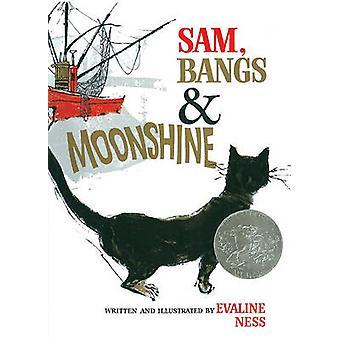 Sam - Bangs & Moonshine by Evaline Ness - Evaline Ness - 978080859378