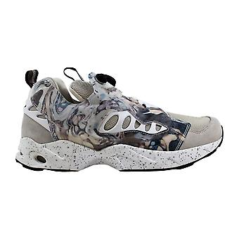 Reebok Garbstore Instapump Fury Road Blue/Grey-White V65978 Men's