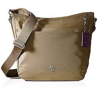 Bogner 4190000035 Brown Women's shoulder bag (khaki 603)) 11.5x28x26 cm (B x H x T)