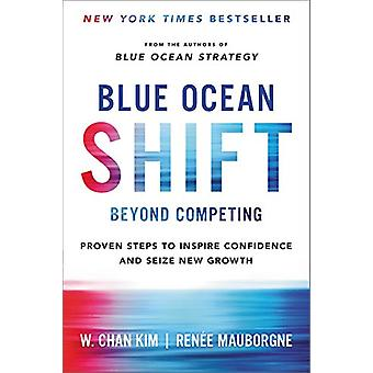 Blue Ocean Shift - Beyond Competing - Proven Steps to Inspire Confiden