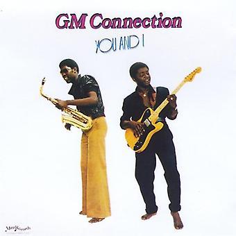 Importer des GM connexion - vous & I [CD] é.-u.