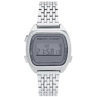 Rebecca Minkoff | Womens | Digital | Stainless Steel 2200376 Watch