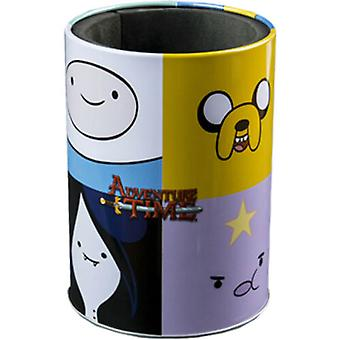 Adventure Time faces metal pode cooler