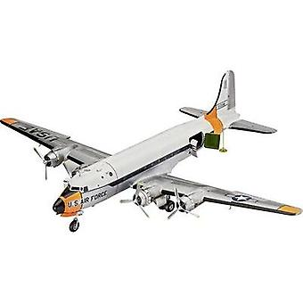 Revell 4877 C-54 Skymaster Aircraft assembly kit 1:72