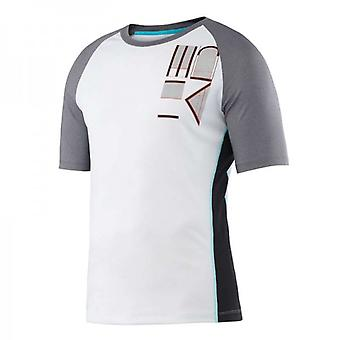 Head transition T4S shirt men's grey/white