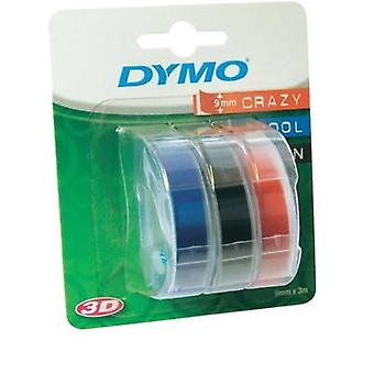 Labelling tape 3-piece set DYMO S0847750 Tape col