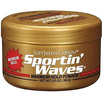 Dark & Lovely Sportin Waves 3,05Oz Golg - (Woman , Hair Care , Treatments , Volume)
