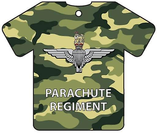 Personalised Parachute Regiment Car Air Freshener