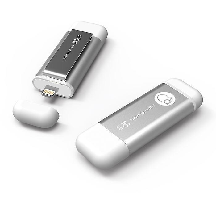 iKlips 16GB Apple MFi Certified USB 3.0 Flash Drive Stick for iPhone & iPad