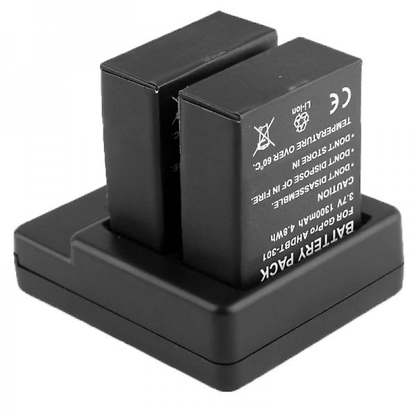 Battery Dock for GoPro Hero 3 3+
