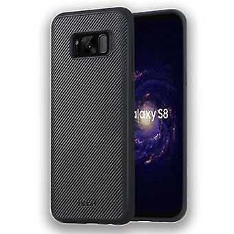 Oprindelige ROCK hybrid sag sort for Samsung Galaxy S8 plus G955F cover