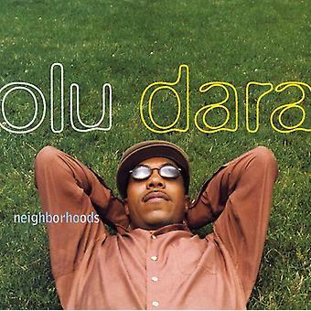 Olu Dara - importación de Estados Unidos barrios [CD]