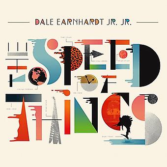 Dale Earnhardt Jr. Jr. - Speed of Things [CD] USA import