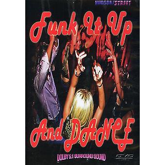 Funk det op & dans [DVD] USA importerer