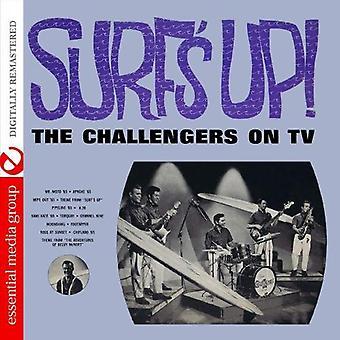 Herausforderer - Surf Up: Herausforderer auf TV [CD] USA Import