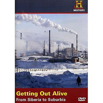 Getting Out Alive: From Siberia to Suburbia [DVD] USA import