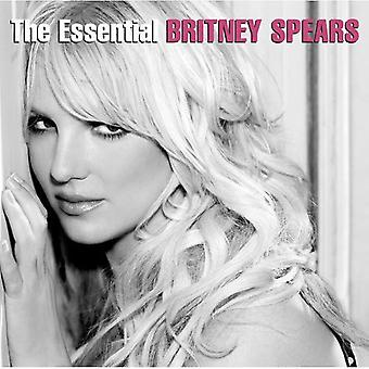 Britney Spears - väsentliga [CD] USA import