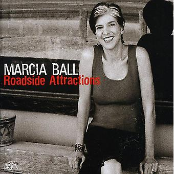 Marcia Ball - Roadside Attractions [CD] USA import