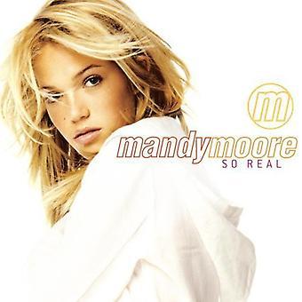 Mandy Moore - tak realne, import USA [CD]