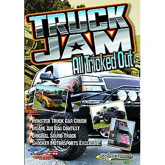Truck Jam [DVD] USA importerer