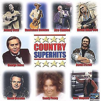 Superhits del país - país Superhits [CD] USA importar