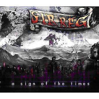 Sir Reg - tidens tegn [CD] USA import