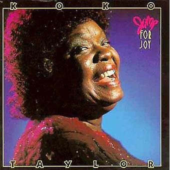 Koko Taylor - Jump for Joy [CD] USA import