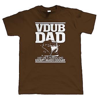 Vectorbomb, Tata Vdub Campervan T Shirt (od S do 5XL)