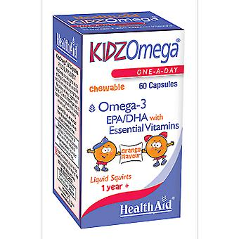 Health Aid Kidz Chewable Omega 60COMP. Health Aid