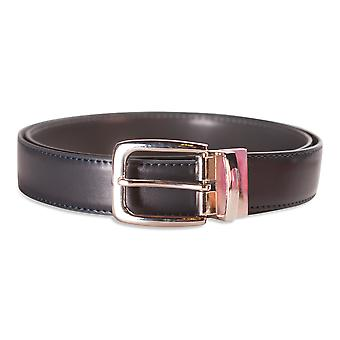 Hawkdale Mens Reversible Real Leather Lined Belt Suit Trouser Belts 8R-F28