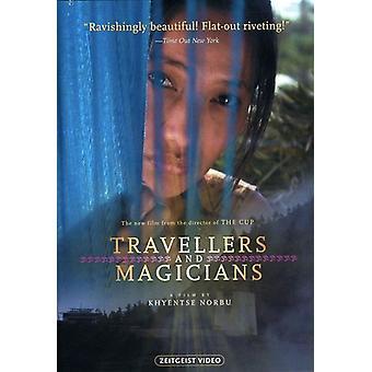 Rejsende & tryllekunstnere [DVD] USA importerer