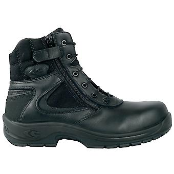 Cofra Police S3 Safety Boot With Side Zip