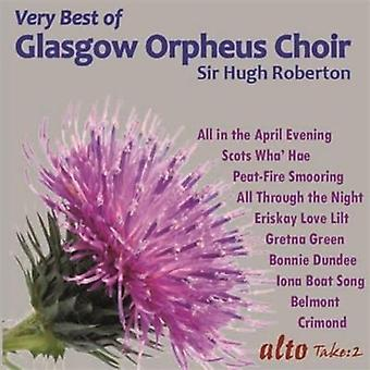 Glasgow Orpheus Choir - Very Best of the Glasgow Orpheus Choir [CD] USA import
