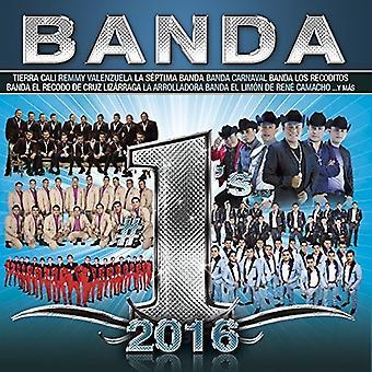 Forskellige kunstner - Banda #1 2016 (Walmart) [CD] USA import