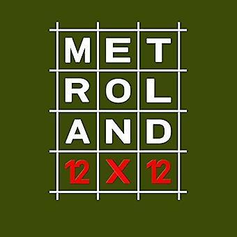 Metroland - 12 X 12 [CD] USA importerer