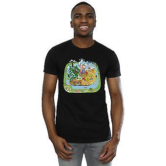 Disney Men's Zootropolis City T-Shirt