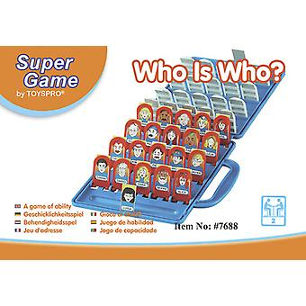 Import Game Who's Who (Toys , Boardgames , Family Games)