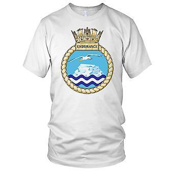 Royal Navy HMS Endurance Mens T-Shirt