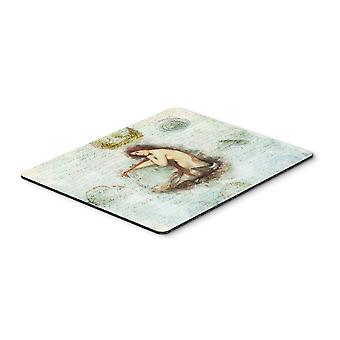 Carolines Treasures  SB3047MP Mermaids and Mermen  Mouse Pad, Hot Pad or Trivet