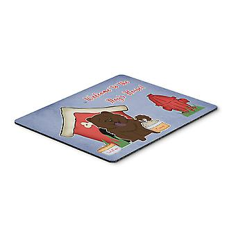 Dog House Collection Chow Chow Chocolate Mouse Pad, Hot Pad or Trivet