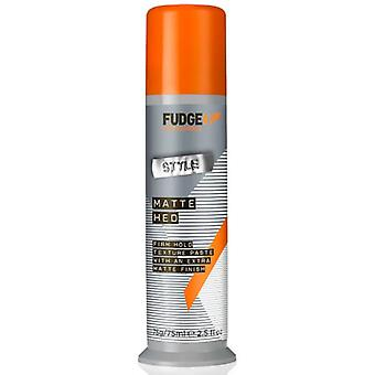 Fudge Matte Hed Styling Paste 75g