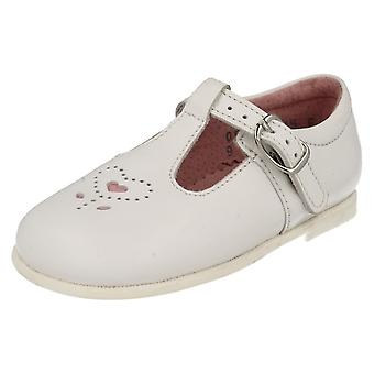 Girls Startrite T-Bar Everyday Shoes Bubble