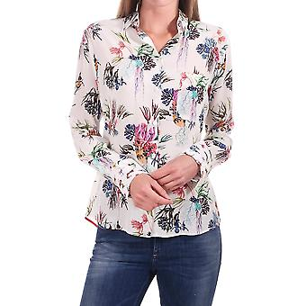 PS Paul Smith Womens Floral Shirt